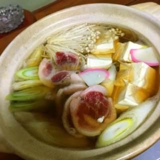 煮込むほどに脂が溶け出して美味しい♡ きしめん→雑炊と〆て最高に満腹でした(*´ỏ`*)