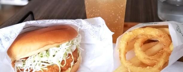 モスバーガー船堀駅前店