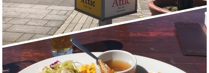 Delicious Restaurant Attic