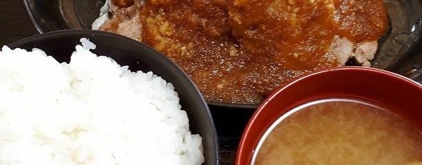 ぶたまる食堂 元吉田店