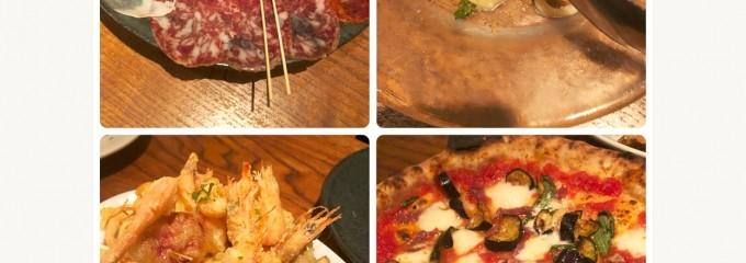 pizzeria napoletana CANTERA 調布店