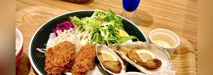 オイスター テーブル 銀座コリドー店