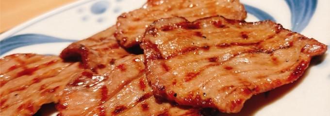 牛たん とろろ麦めし ねぎし 新横浜駅店