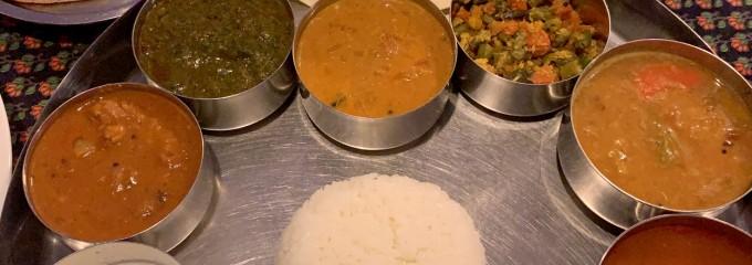 インド料理 SATYAM