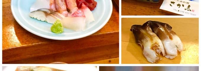 寿司 一品料理 さかえ