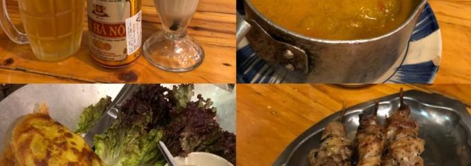 越南酒飯ビアホイ