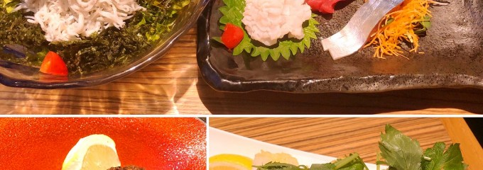 魚真下北沢店 別館