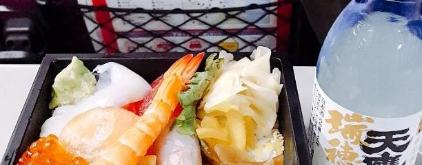 寿司屋台 忠治