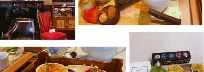 カフェ&バー ザ ライブラリー ホテルモントレ京都