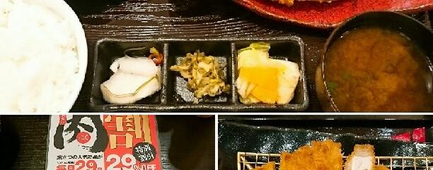 とんかつ浜勝 赤坂店