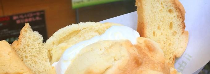 世界で2番目においしい焼きたてメロンパンアイス
