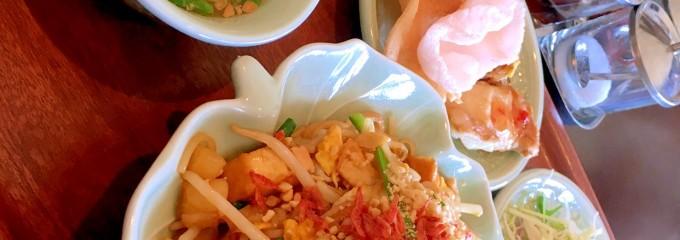 本格タイ料理と京タイの家 Baan Rim Naam