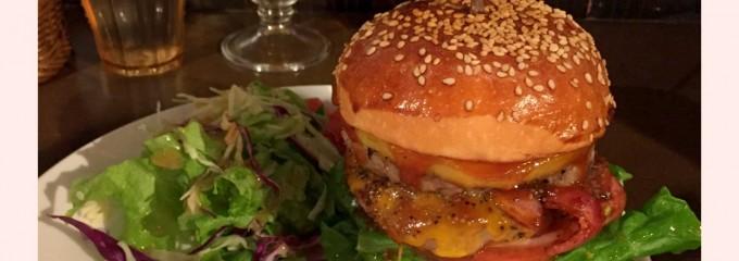 ハンバーガー&カフェ LAYER'S 名駅店