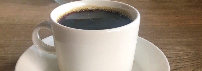 マツガミネコーヒービルヂング