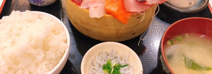 魚力食堂 魚力鮮魚寿司草加ヴァリエ店
