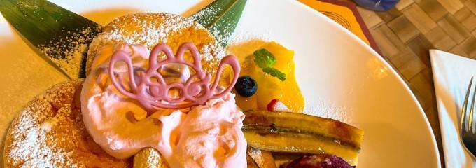 ポリネシアンテラス レストラン