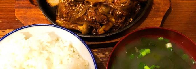 韓国の家庭料理 爛