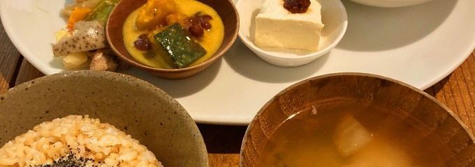 玄米カフェ sangmi
