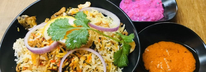 南インド家庭料理 IndusRay