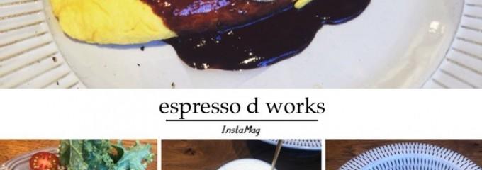 ESPRESSO D WORKS  名古屋