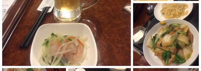 本格中華・台湾料理  金葉