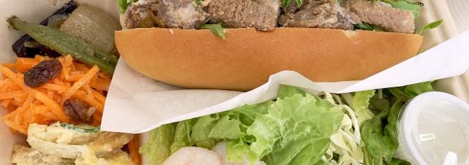 パンと 惣菜と 珈琲と パブリックベーカリー