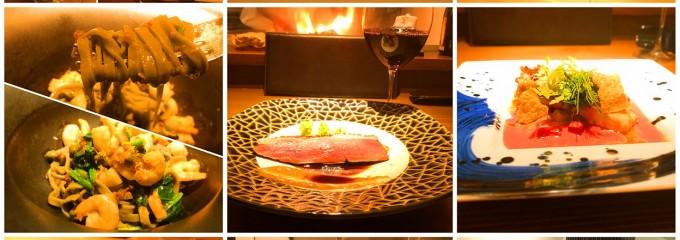 ワインと炭焼き fusione