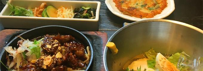 韓国家庭料理 美菜莉