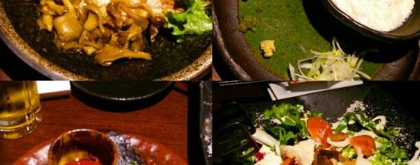 炭火焼と海鮮、手作り豆腐 まいど