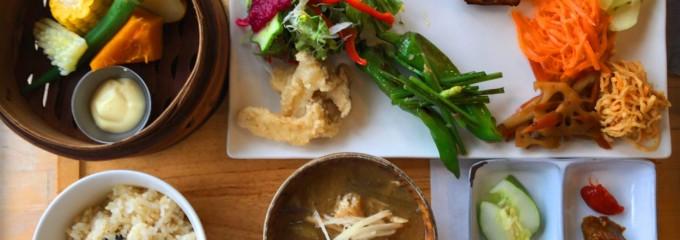 Organic Cafe M2