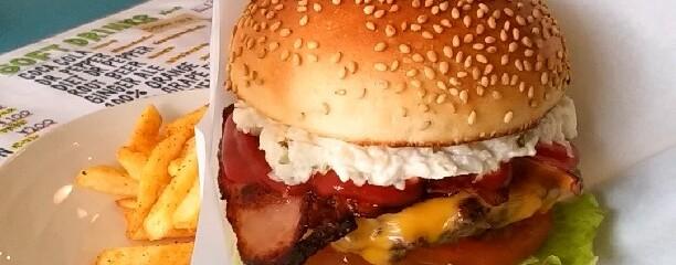 Anyhoo Burger