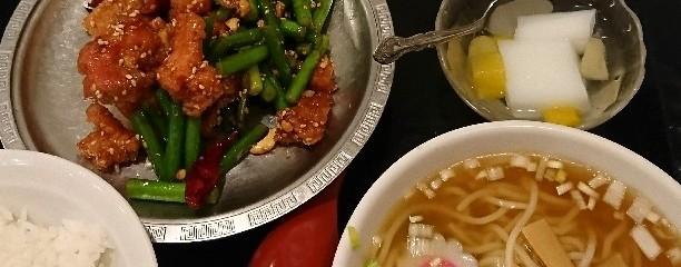 中華料理 百番 戸越銀座店
