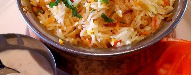 南インド料理屋 和印道