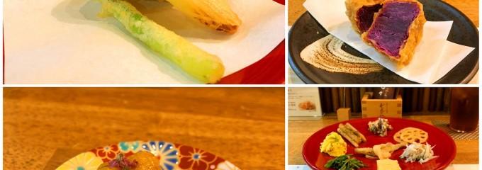 米と天ぷら悠々
