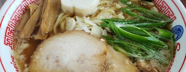 Japanese soup noodle free style ソラノイロ