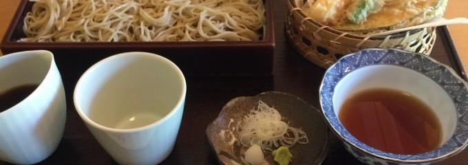 蕎麦処 天和庵