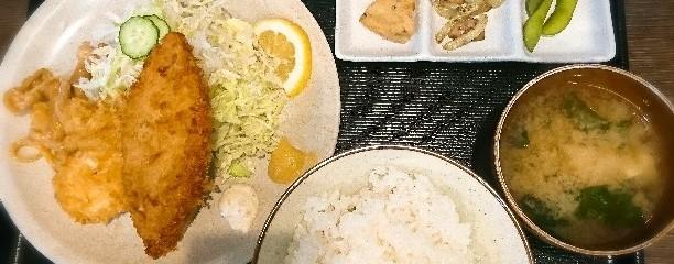トンカツ&サラダなかむら