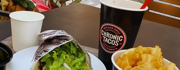 Chronic Tacos BLAST! TOKYO店