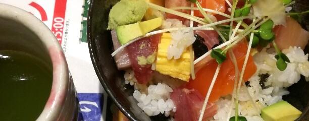 しおや 寿司店 新梅田食道街
