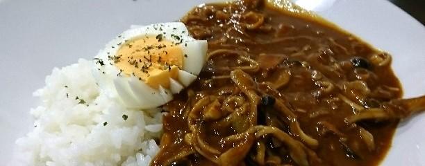 シロクマカレー 五反田TOC店
