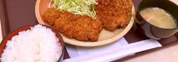 東京シェフズキッチン とんかつ 銀座 梅林