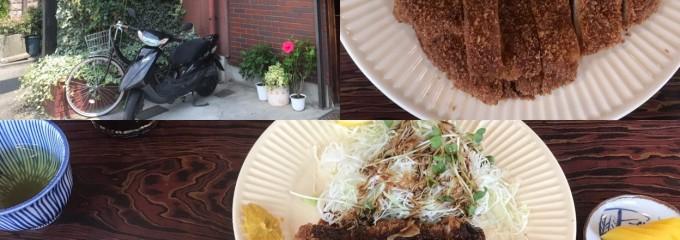 とんかつ 天ぷら 菊水