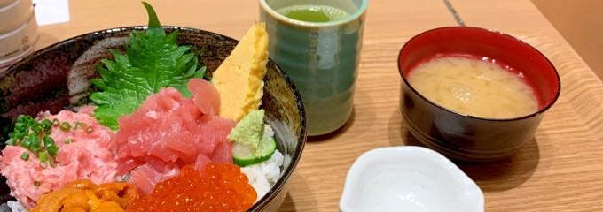 築地 海鮮丼 大江戸 豊洲市場内店