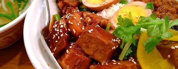 台湾担仔麺