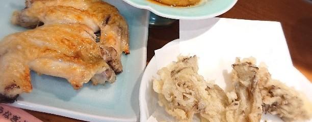 焼鳥 海鮮料理 鳥忠