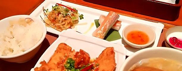 アジアンダイニング 金魚蘭