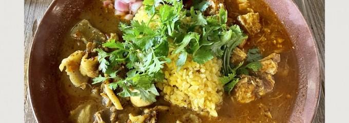 カレーとパクチーの店 OK curry