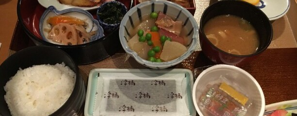 日本料理 浮橋ホテルグランヴィア大阪