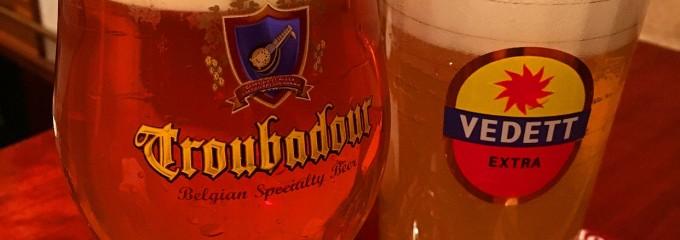 焼き鳥&ベルギービール ホップ デュベル