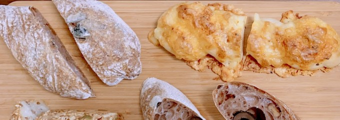 根津のパン